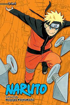 Naruto Omnibus Manga Vol.  12