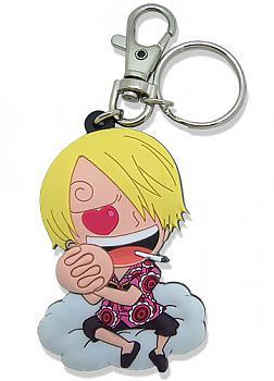 One Piece Key Chain - Sanji Love