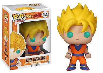 Dragon Ball Z POP! Vinyl Figure - Super Saiyan Goku