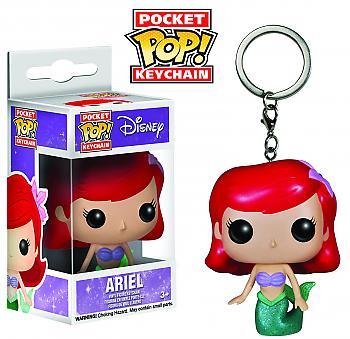 The Little Mermaid Pocket POP! Key Chain - Ariel (Disney)