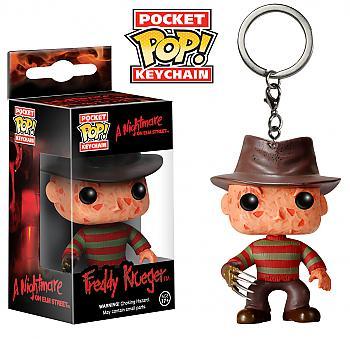 A Nightmare on Elm Street Pocket POP! Key Chain  - Freddy Krueger