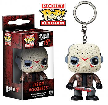 Friday the 13th Pocket POP! Key Chain - Jason Voorhees