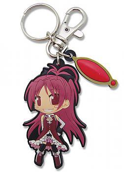 Puella Magi Madoka Magica Key Chain - Kyoko