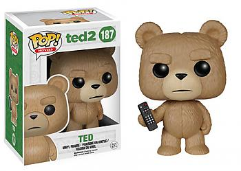 Ted Movie 2 POP! Vinyl Figure - Ted with Remote