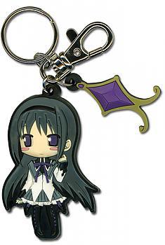 Puella Magi Madoka Magica Key Chain - Homura