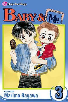Baby & Me Manga Vol.   3