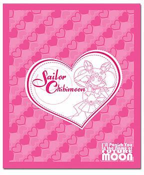 Sailor Moon Throw Blanket - Sailor Chibimoon