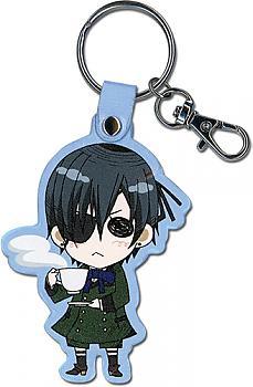 Black Butler Key Chain - Ciel SD