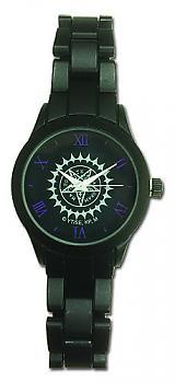Black Butler Wristwatch - Pentacle Black