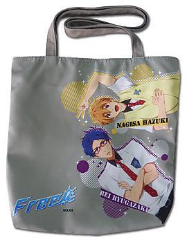 Free! Tote Bag - Nagisa & Rei