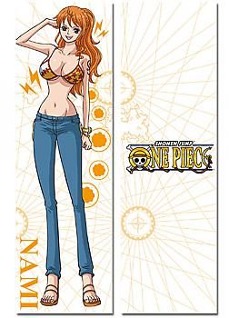One Piece Body Pillow - Nami New World