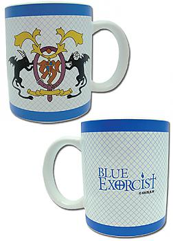 Blue Exorcist Mug - True Cross Order
