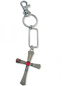 Rosario+Vampire Key Chain - Cross
