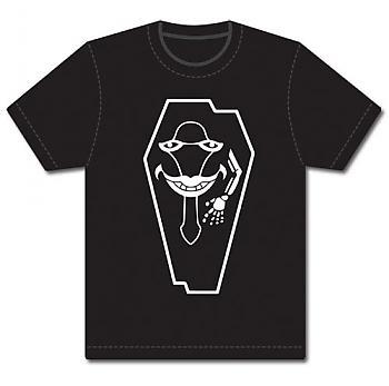 Sword Art Online T-Shirt - Laughing Coffin Emblem Mens (M)