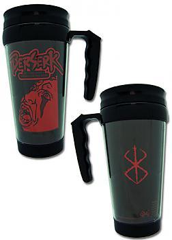 Berserk Tumbler Mug with Handle - Behelit