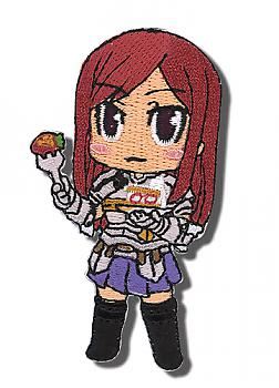 Fairy Tail Patch - Erza Eating