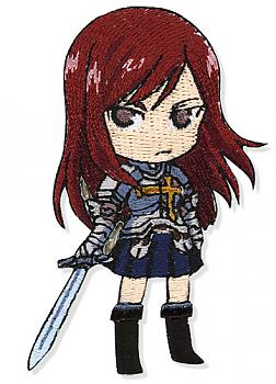 Fairy Tail Patch - Erza with Sword