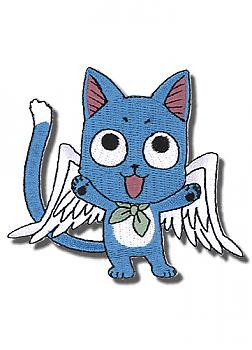 Fairy Tail Patch - Happy Wings