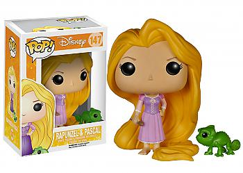 Tangled POP! Vinyl Figure - Rapunzel & Pascal (Disney)
