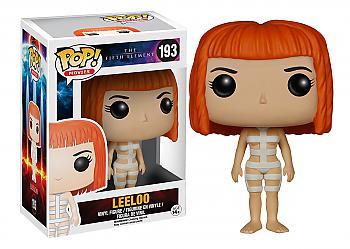 Fifth Element POP! Vinyl Figure - Straps Leeloo