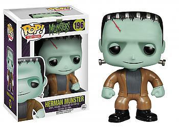 Munsters POP! Vinyl Figure - Herman Munster