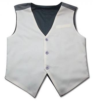 Tiger & Bunny Costume - Kotetsu's Vest (S)