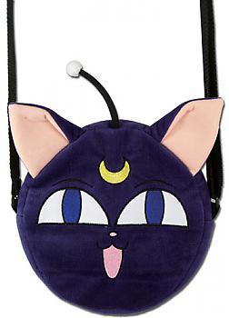 Sailor Moon Plush Bag - Luna P