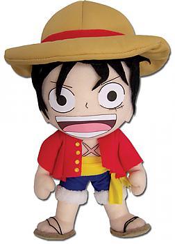 One Piece 8'' Plush - Luffy (New World)