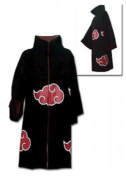 Naruto Shippuden Costume - Akatsuki Coat Economy Ver. (S)