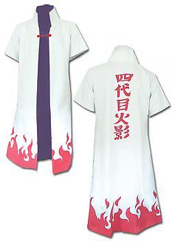 Naruto Shippuden Costume - 4th Hokage Minato Namikaze Coat (S) (Yondaime)