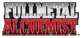 FullMetal Alchemist Patch - Logo