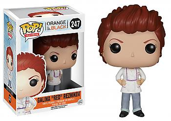 Orange Is The New Black POP! Vinyl Figure - Galina Red Reznikov