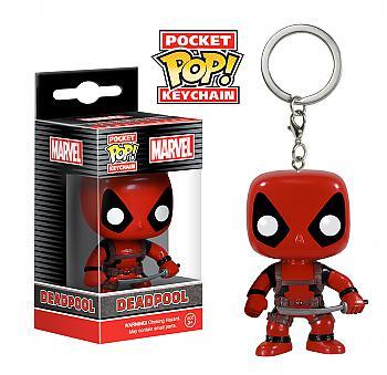 Deadpool Pocket POP! Key Chain - Deadpool
