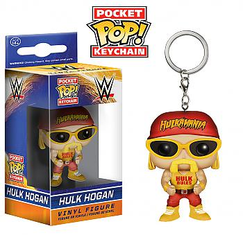 WWE Pocket POP! Key Chain - Hulk Hogan