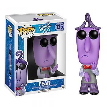 Inside Out POP! Vinyl Figure - Fear (Disney)