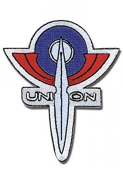 Gundam 00 Patch - Union Symbol