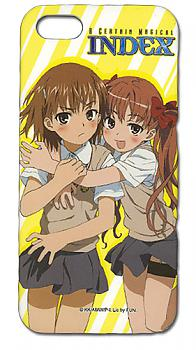 A Certain Magical Index iPhone 5 Case - Mikoto & Kuroko