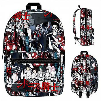 Knights of Sidonia Backpack - Collage Sublimated