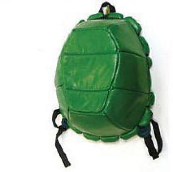 Teenage Mutant Ninja Turtles - Half Backpack - Shell with 4 MASKs