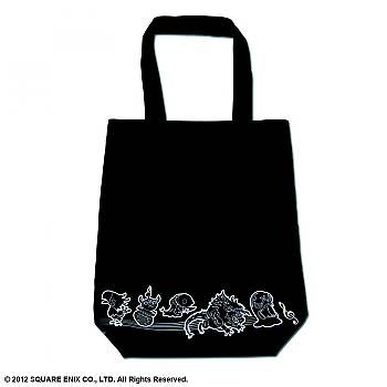 Final Fantasy Tote Bag - Theatrhythm Monsters