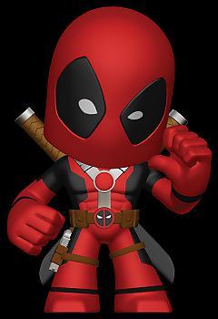 Deadpool Super Deluxe Figure - Deadpool (Marvel)