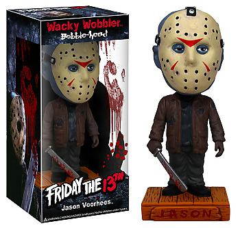 Friday the 13th Wacky Wobbler - Jason Voorhees