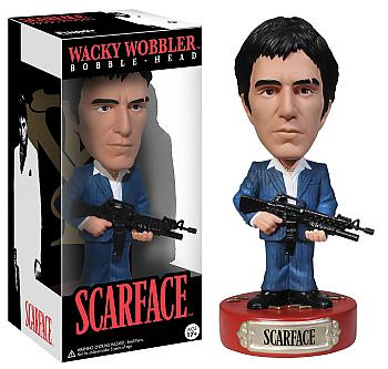 Scarface Wacky Wobbler - Tony Montana