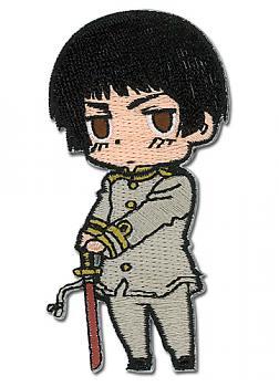 Hetalia Patch - Japan Uniform