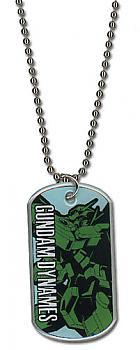 Gundam 00 Necklace - Dynames