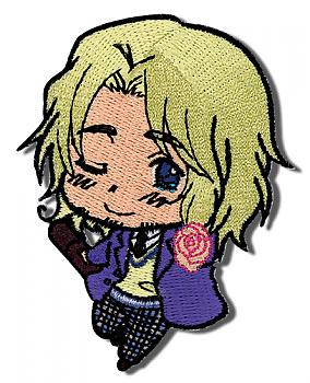 Hetalia: Axis Powers Patch - France