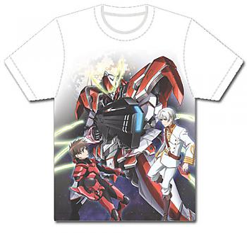 Valvrave The Liberator T-Shirt - Haruto and L-Elf (XL)