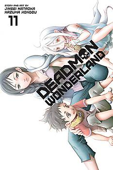 Deadman Wonderland Manga Vol.  11