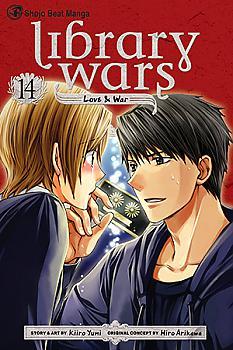 Library Wars: Love & War Manga Vol.  14