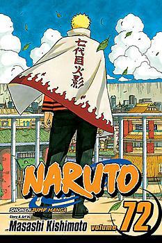 Naruto Manga Vol.  72: I Love You Guys